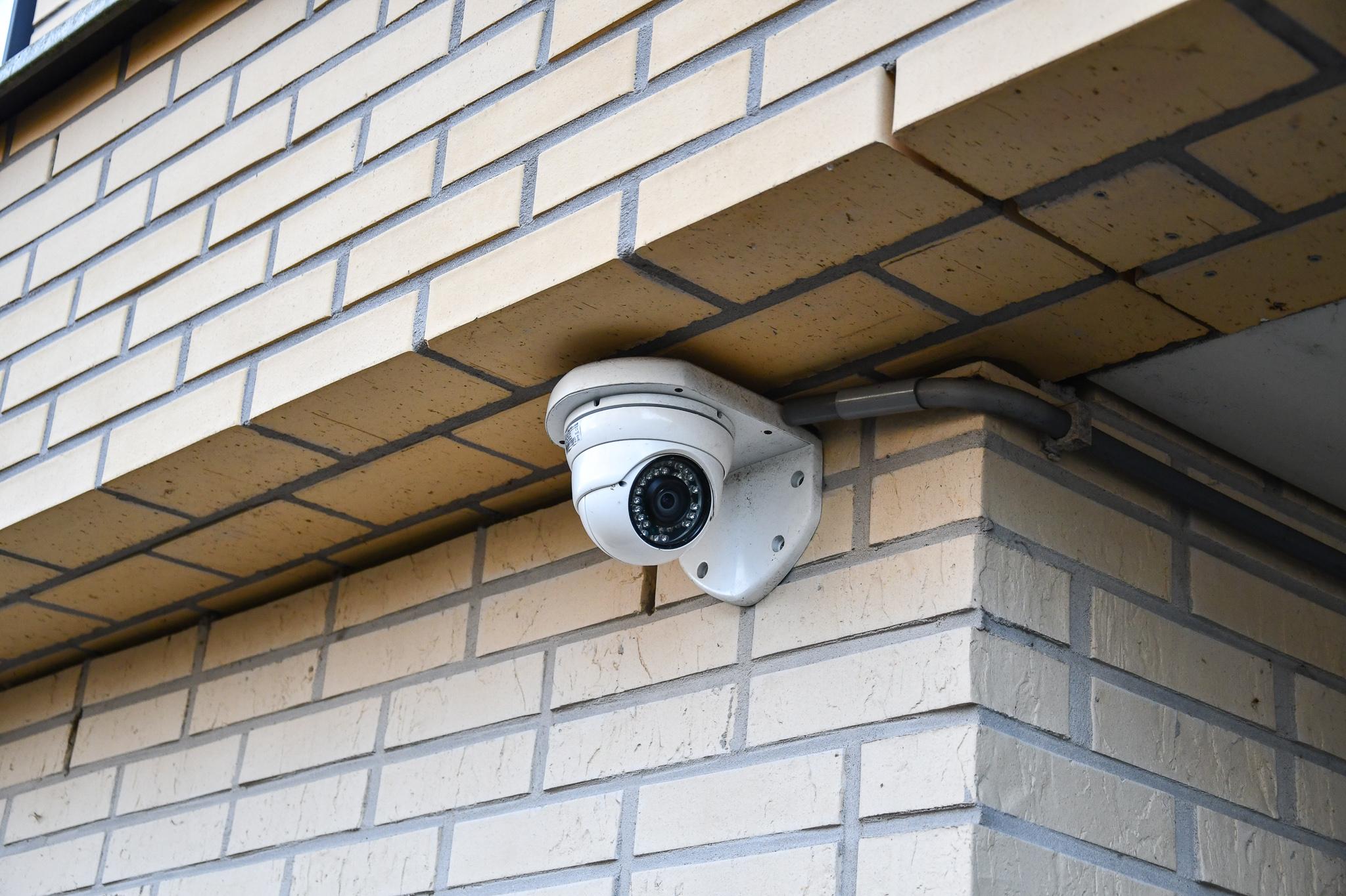camera beveiliging van ginderen
