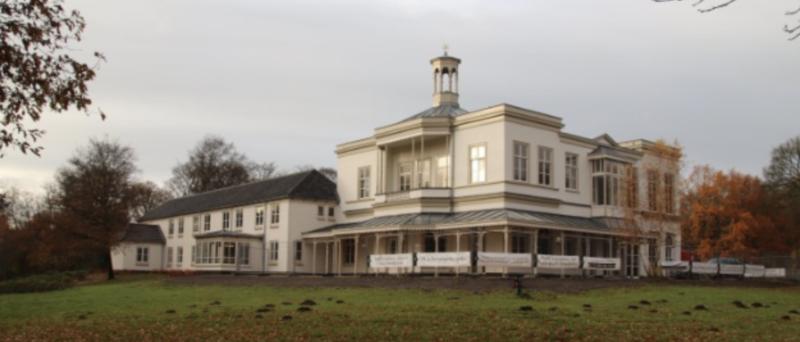 Verbouwing Villa Ockenburgh is begonnen